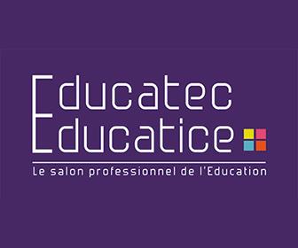 Un salon professionnel de l 39 ducation du 20 au 22 novembre for Salon europeen de l education porte de versailles